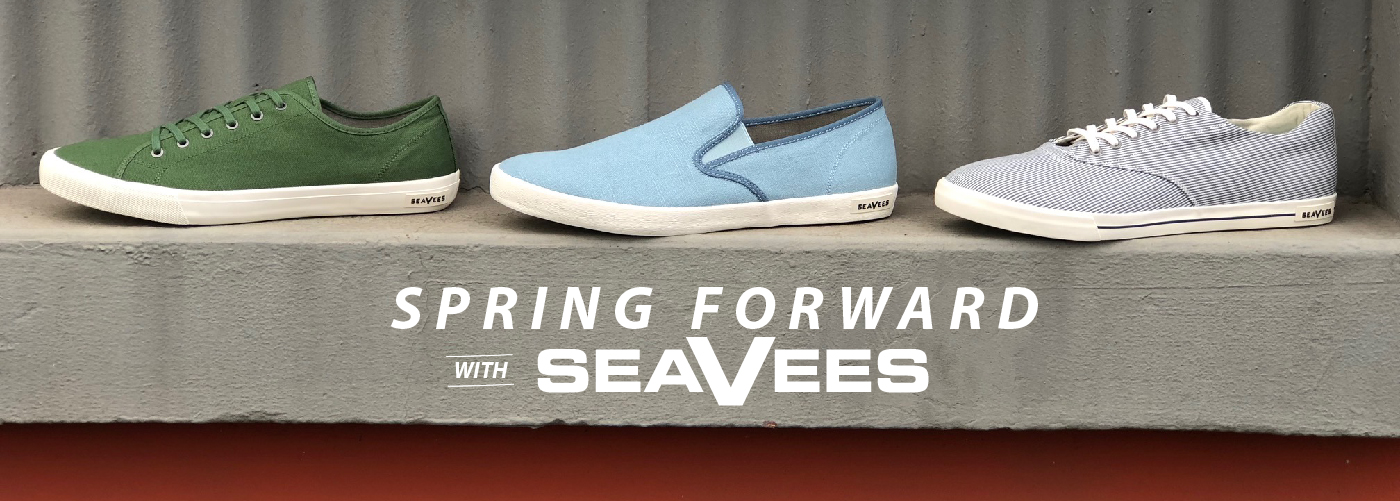 Seavees For Spring